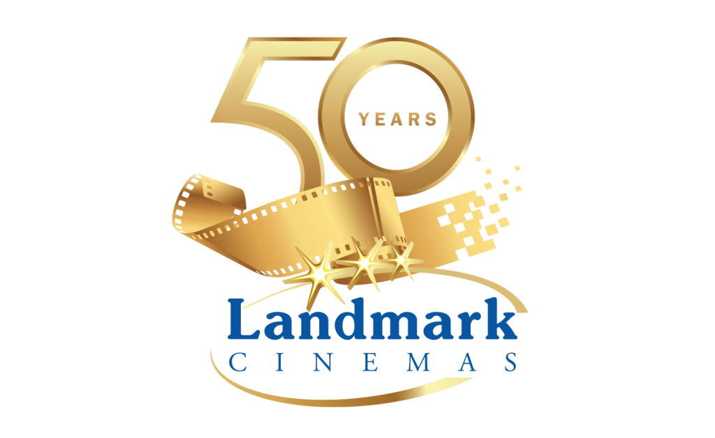 LandmarkCinemas_50thLogo